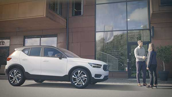 213129 Care by Volvo der neue Volvo XC40