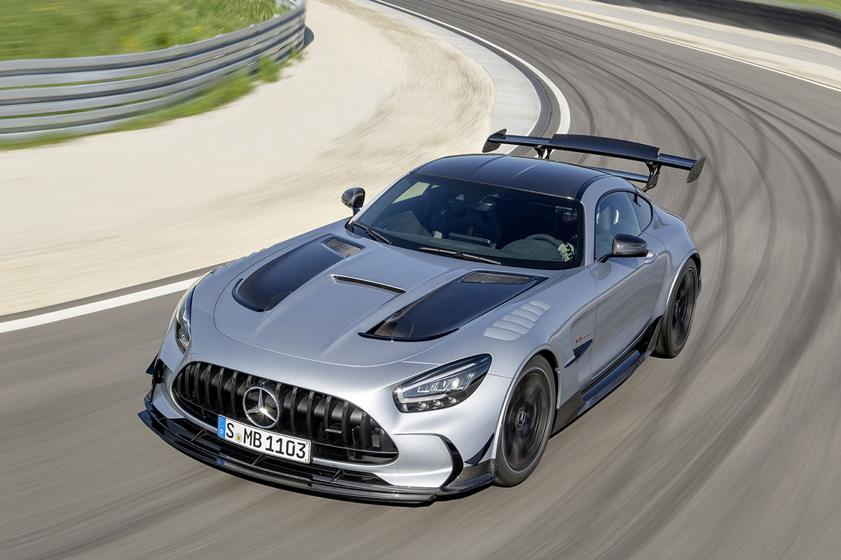 Mercedes AMG GT BlackSeries 02